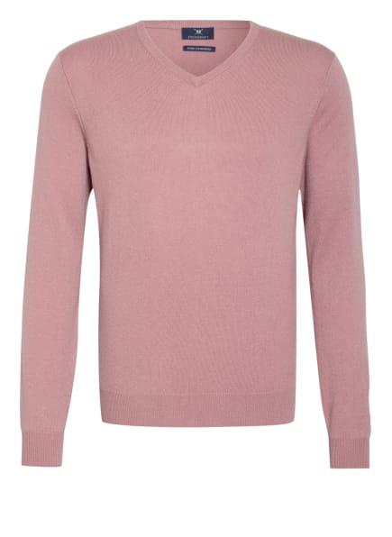 STROKESMAN'S Cashmere-Pullover , Farbe: ROSÉ (Bild 1)