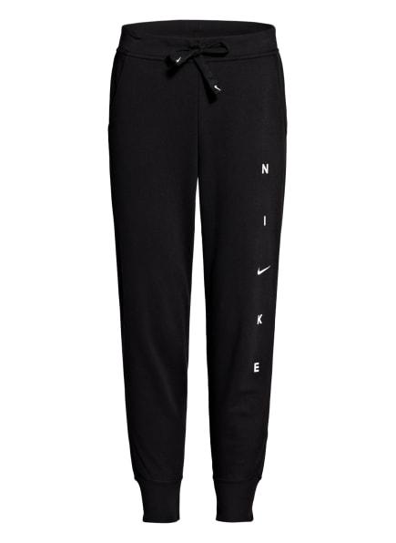Nike Sweatpants DRI-FIT GET FIT, Farbe: SCHWARZ/ WEISS (Bild 1)