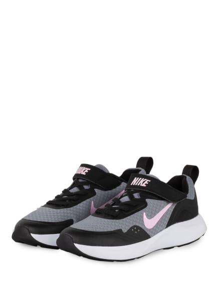 Nike Sneaker WEAR ALL DAY , Farbe: GRAU/ SCHWARZ (Bild 1)