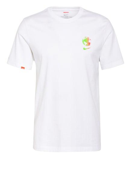 Nike T-Shirt , Farbe: 100 WHITE (Bild 1)