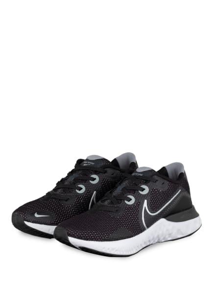 Nike Laufschuhe RENEW RUN, Farbe: SCHWARZ (Bild 1)