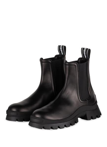 DSQUARED2 Chelsea-Boots , Farbe: SCHWARZ (Bild 1)