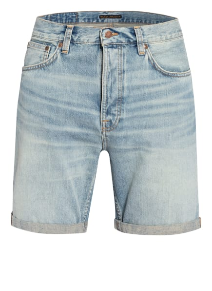 Nudie Jeans Jeans-Shorts JOSH, Farbe: LIGHT GLOW (Bild 1)