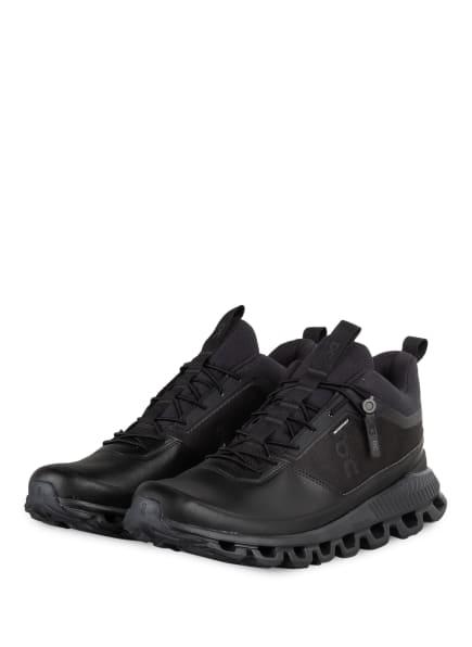 On Running Sneaker CLOUD HI WATERPROOF, Farbe: SCHWARZ (Bild 1)
