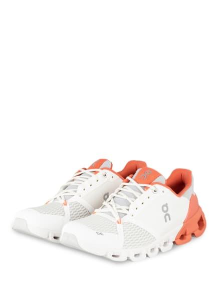 On Running Laufschuhe CLOUDFLYER, Farbe: WEISS/ ROSA (Bild 1)