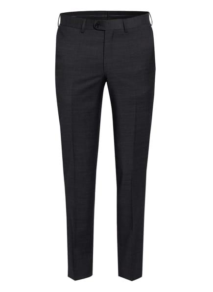 EDUARD DRESSLER Anzughose Shaped Fit, Farbe: DUNKELGRAU (Bild 1)