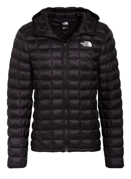 THE NORTH FACE Steppjacke THERMOBALL™, Farbe: SCHWARZ (Bild 1)