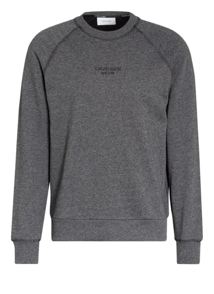 Calvin Klein Sweatshirt, Farbe: DUNKELGRAU (Bild 1)