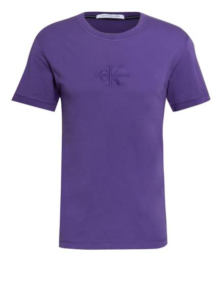 Calvin Klein Jeans T-Shirt, Farbe: LILA (Bild 1)