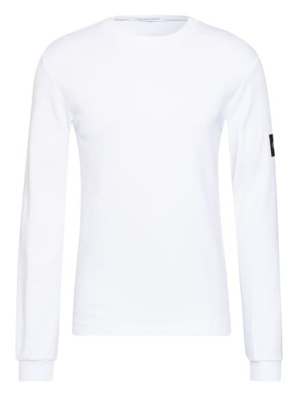 Calvin Klein Jeans Pullover, Farbe: WEISS (Bild 1)