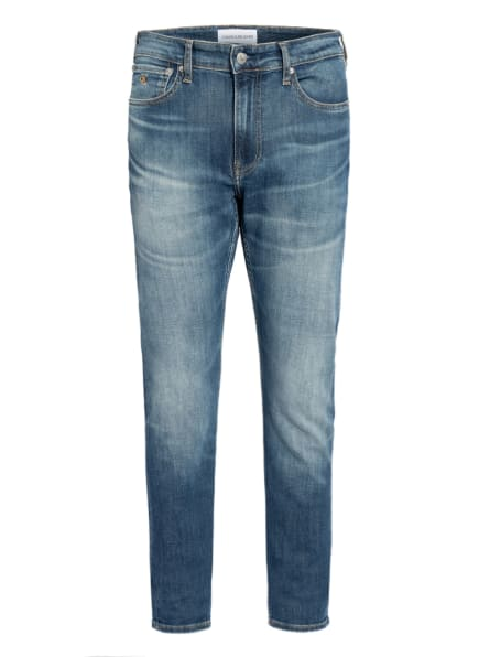 Calvin Klein Jeans Jeans Slim Taper Fit, Farbe: 1AA BB029-BRIGHT BLUE (Bild 1)