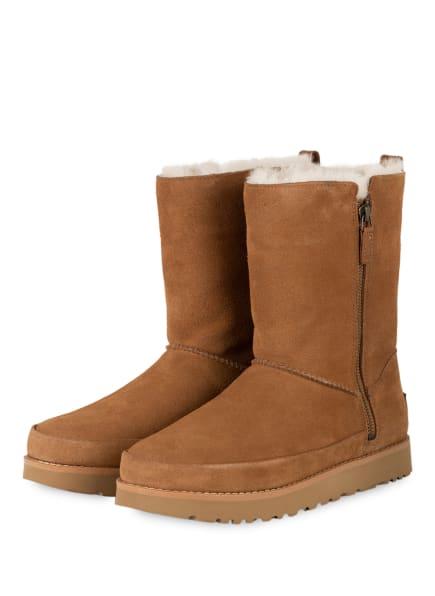 UGG Boots CLASSIC, Farbe: COGNAC (Bild 1)