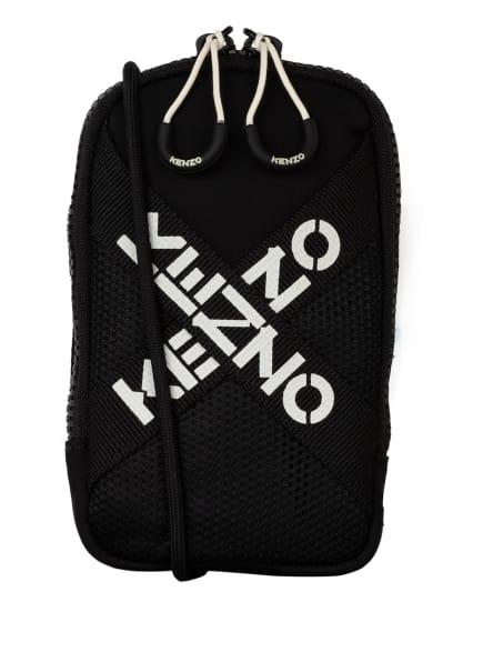 KENZO Smartphone-Tasche, Farbe: SCHWARZ (Bild 1)