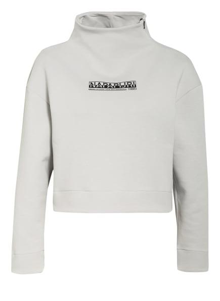 NAPAPIJRI Sweatshirt B-OODI , Farbe: HELLGRAU (Bild 1)