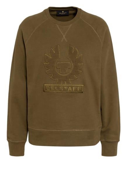 BELSTAFF Sweatshirt PHOENIX, Farbe: OLIV (Bild 1)