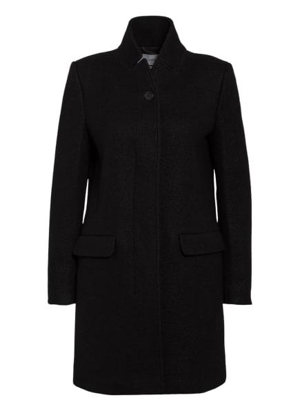 CLOSED Mantel PURE PORI, Farbe: SCHWARZ (Bild 1)