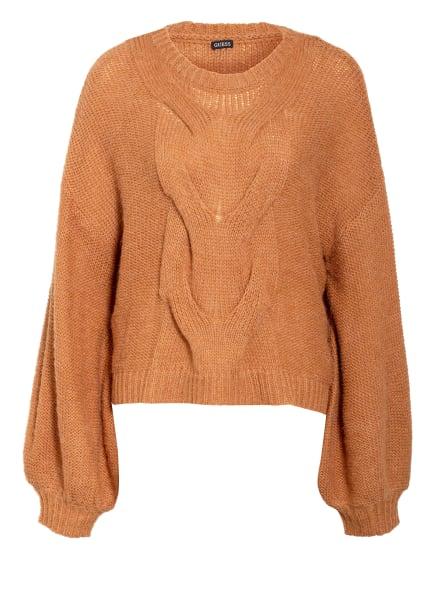 GUESS Pullover , Farbe: COGNAC (Bild 1)