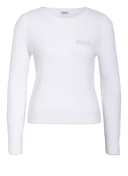 GUESS Pullover ROSMARY, Farbe: WEISS (Bild 1)