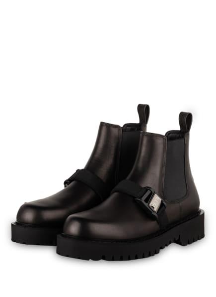 VALENTINO GARAVANI Chelsea-Boots BEATLE, Farbe: SCHWARZ (Bild 1)