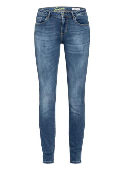 GUESS Skinny Jeans ANNETTE, Farbe: DOCK DOCKLAND (Bild 1)