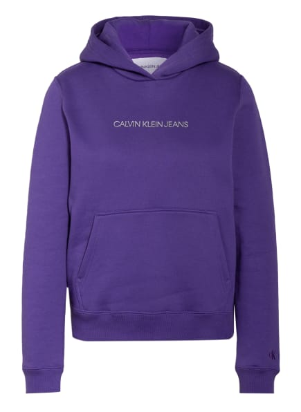 Calvin Klein Jeans Hoodie, Farbe: LILA (Bild 1)