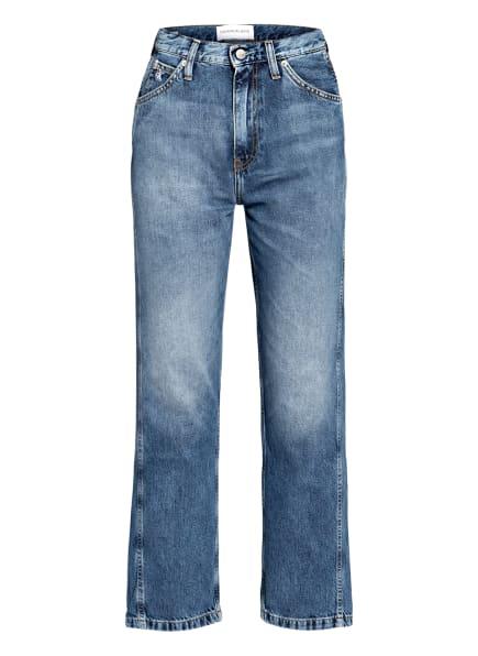 Calvin Klein Jeans 7/8-Jeans, Farbe: 1AA BB047 - ICN LIGHT BLUE UTILITY (Bild 1)