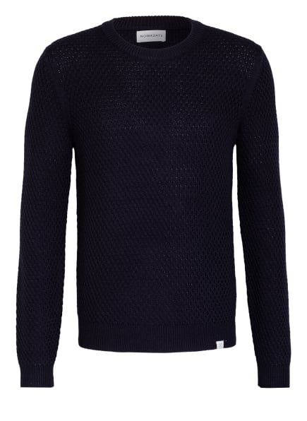 NOWADAYS Pullover, Farbe: DUNKELBLAU (Bild 1)