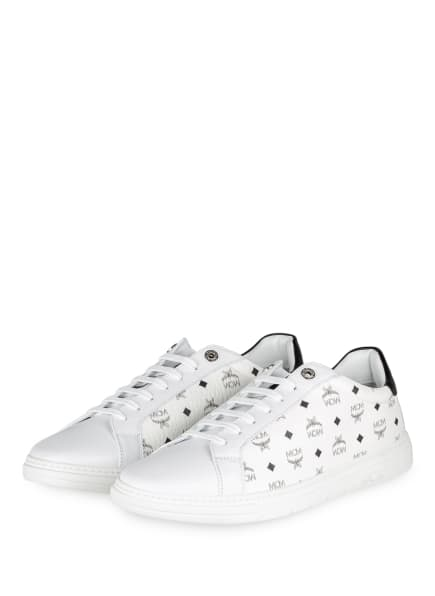 MCM Sneaker, Farbe: WT WHITE (Bild 1)