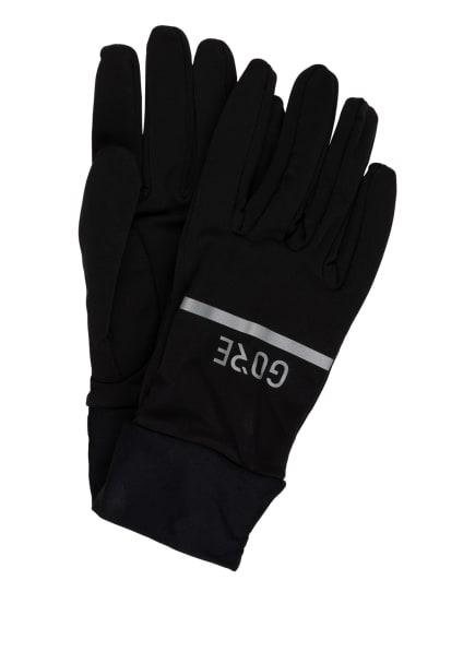 GORE RUNNING WEAR Multisport-Handschuhe R3, Farbe: SCHWARZ (Bild 1)