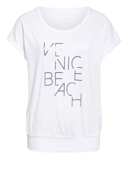 VENICE BEACH T-Shirt, Farbe: WEISS (Bild 1)