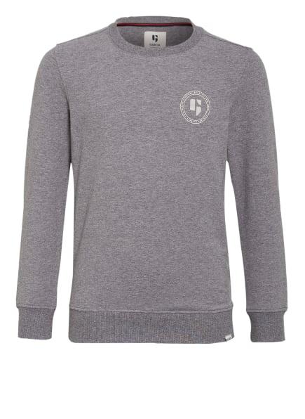 GARCIA Sweatshirt, Farbe: GRAU (Bild 1)