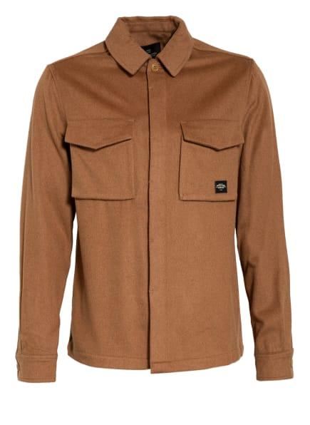 SCOTCH & SODA Overshirt, Farbe: CAMEL (Bild 1)