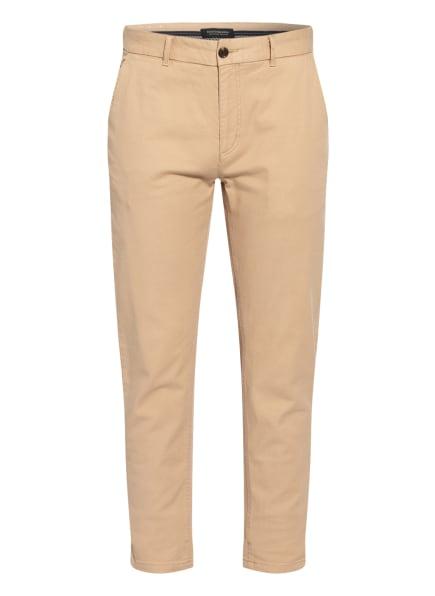 SCOTCH & SODA Chino STUART Regular Slim Fit, Farbe: BEIGE (Bild 1)