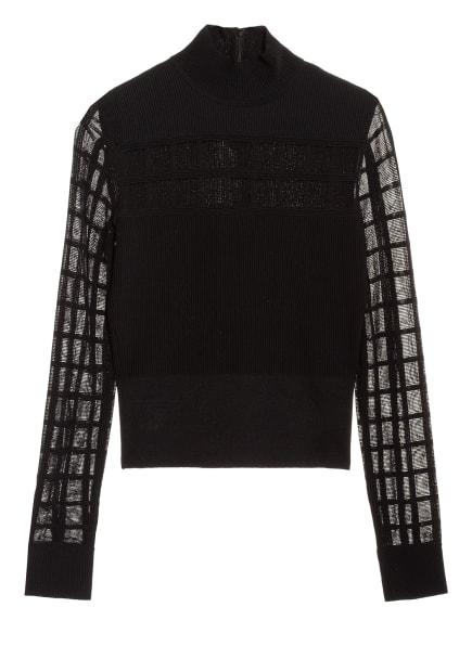 ALEXANDER McQUEEN Pullover , Farbe: SCHWARZ (Bild 1)