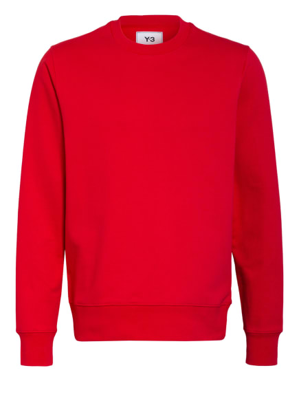 Y-3 Sweatshirt, Farbe: ROT (Bild 1)