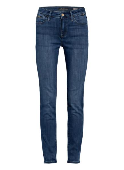 mavi Skinny Jeans SOPHIE, Farbe: 31782 blue brushed lux move (Bild 1)