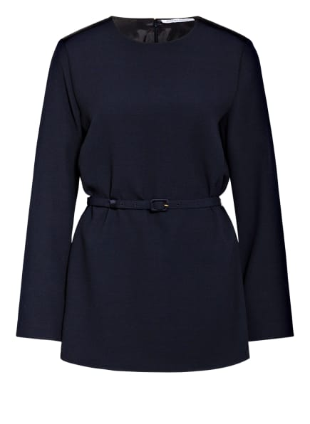AGNONA Blusenshirt, Farbe: DUNKELBLAU (Bild 1)