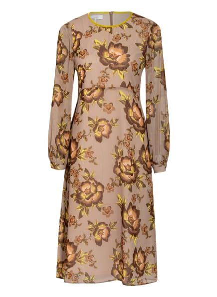 CINQUE Kleid CIISOLA, Farbe: TAUPE/ BRAUN/ COGNAC (Bild 1)
