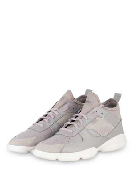 BOSS Hightop-Sneaker RAPID , Farbe: GRAU (Bild 1)