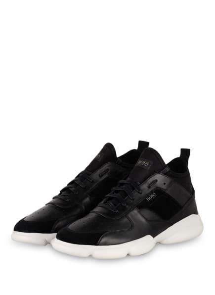 BOSS Hightop-Sneaker RAPID , Farbe: SCHWARZ (Bild 1)