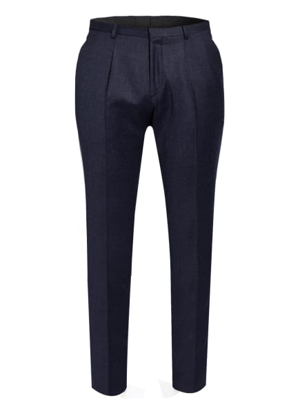 HUGO Anzughose HESTEN Extra Slim Fit, Farbe: DUNKELBLAU (Bild 1)