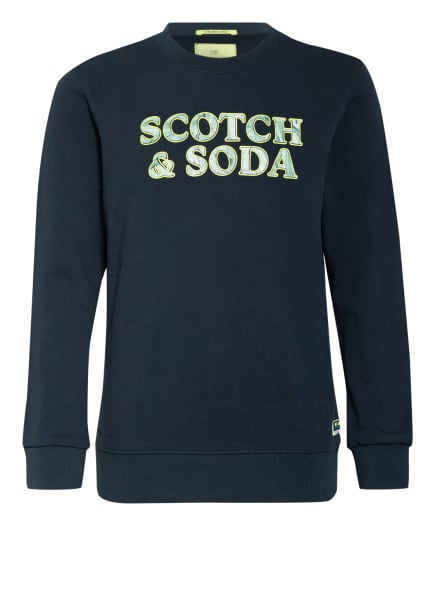 SCOTCH SHRUNK Sweatshirt , Farbe: PETROL (Bild 1)