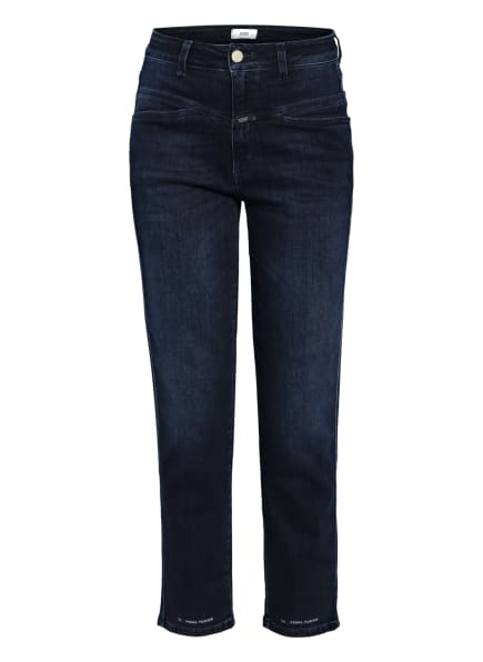 CLOSED Mom Jeans PEDAL PUSHER , Farbe: DBL DARK BLUE (Bild 1)
