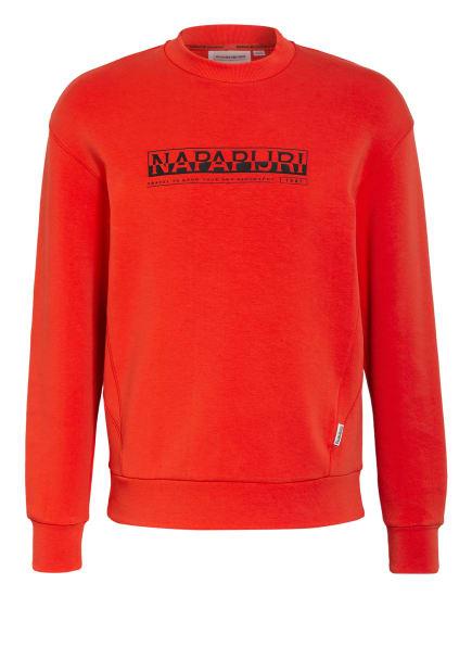 NAPAPIJRI Sweatshirt OODI , Farbe: ORANGE (Bild 1)