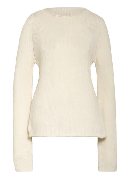 BOSS Pullover FAYCLES mit Alpaka, Farbe: WEISS (Bild 1)