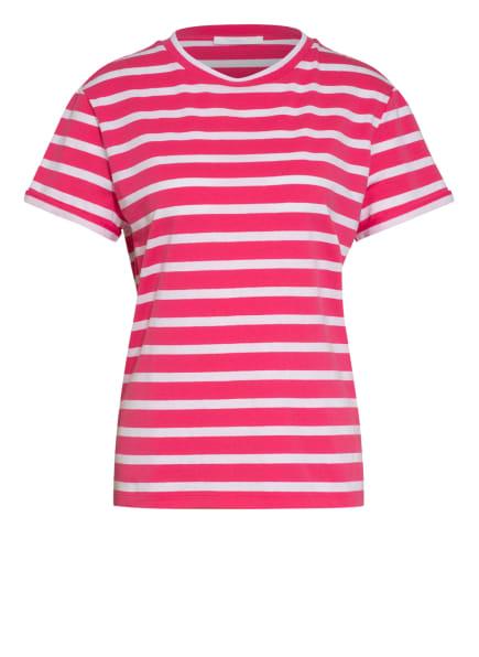 BOSS T-Shirt ESPRING , Farbe: PINK/ WEISS (Bild 1)
