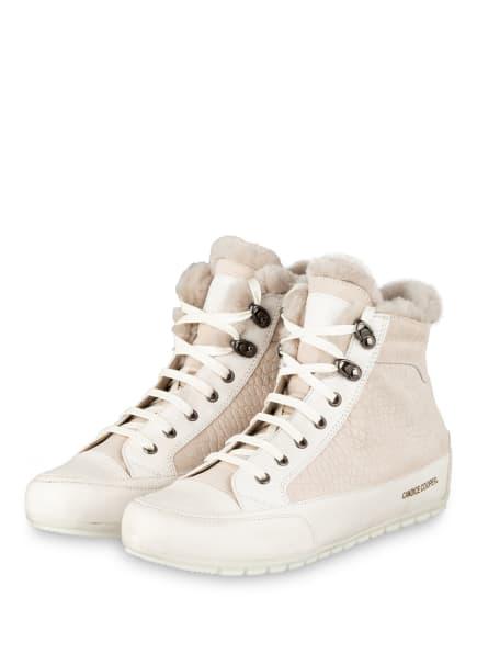 Candice Cooper Hightop-Sneaker VANCOUVER, Farbe: NUDE (Bild 1)