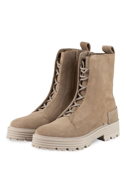 KENNEL & SCHMENGER Boots ELA, Farbe: BEIGE (Bild 1)