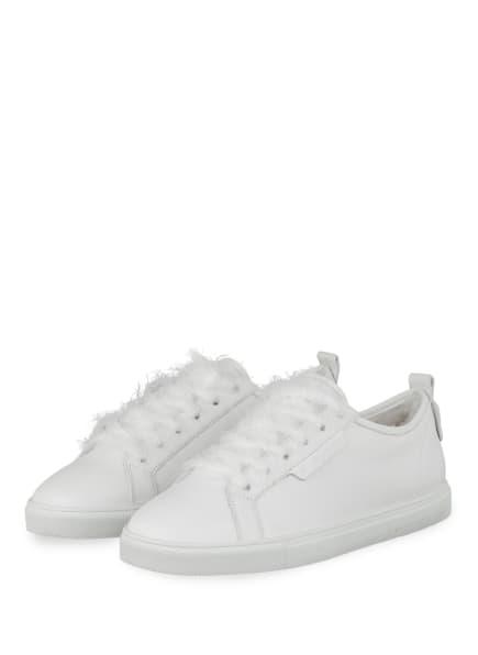 KENNEL & SCHMENGER Sneaker BASE, Farbe: WEISS (Bild 1)