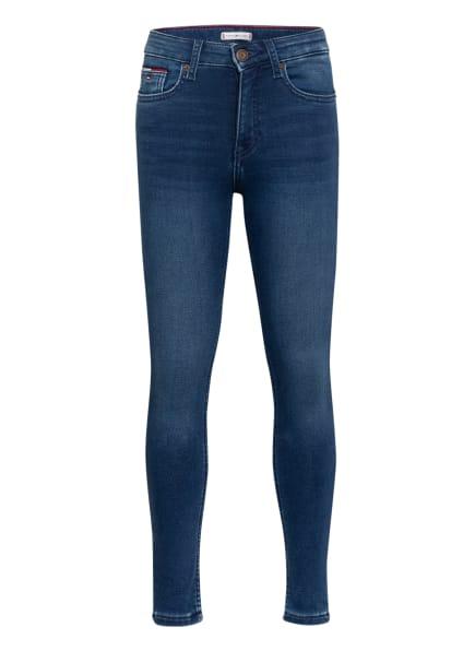 TOMMY HILFIGER Jeans SYLVIA Super Skinny Fit, Farbe: BLAU (Bild 1)